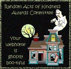 Award Spooktacular